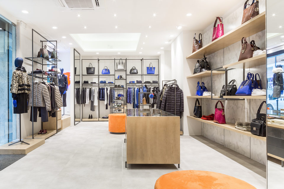 Commerciale - apertura ristrutturazione negozi - D&D Arredamenti ...